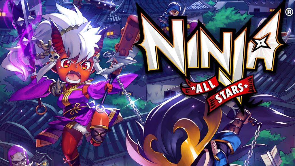 Ninja All-Stars project video thumbnail