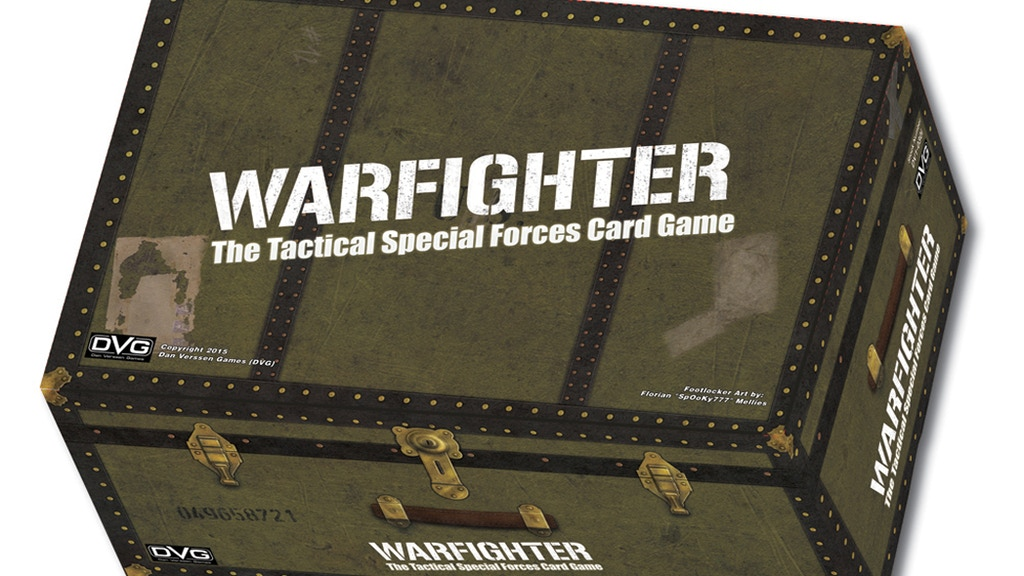 Warfighter - Wave #2 project video thumbnail