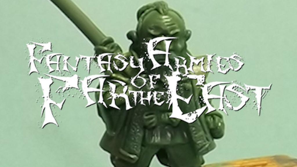 Samurai Dwarves (Korobokuru) project video thumbnail