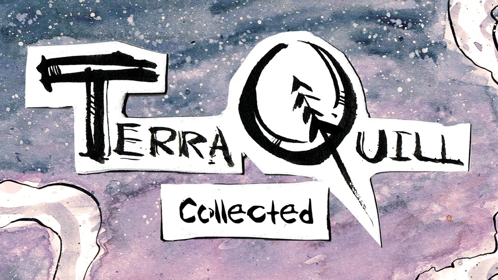 TerraQuill Collected project video thumbnail