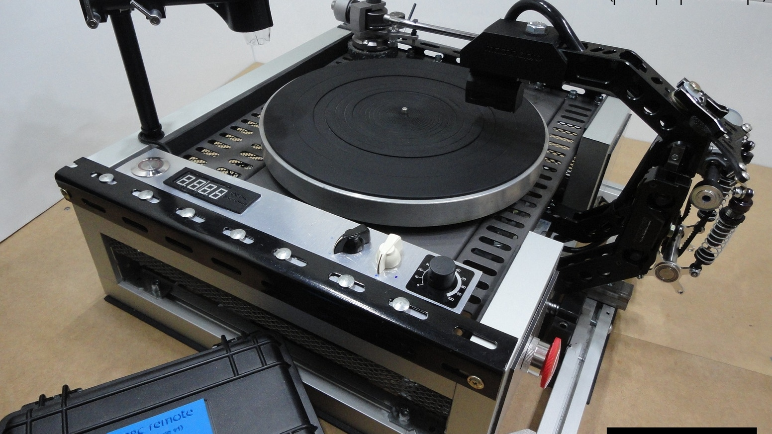 The Drc Desktop Record Cutter A Future For Vinyl