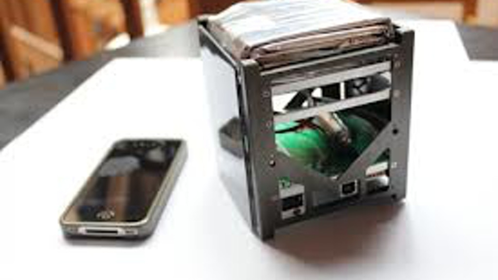 Project image for Build A CubeSat Satellite with Students & Send it to Space