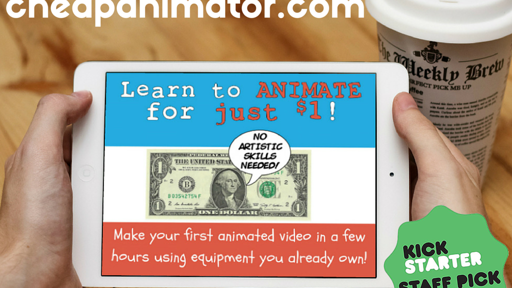 Learn to Animate Course --- Starting at $1 project video thumbnail