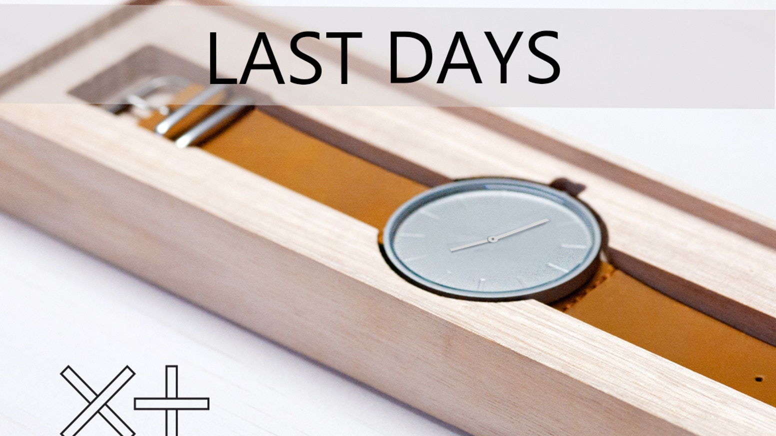 Xplus Raw And Matte Watches By Brad Wade Kickstarter