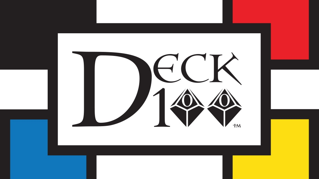 Deck100 — 100 cards to replace dice & enhance your RPG project video thumbnail