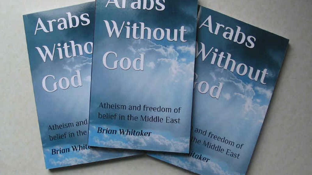 """Project image for """"Arabs Without God"""""""