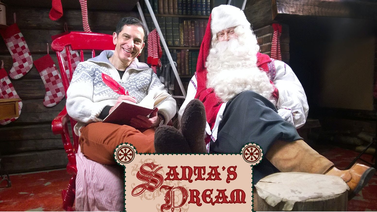 Santa\'s Dream by André Noël Chaker » A Christmas Gift and a ...