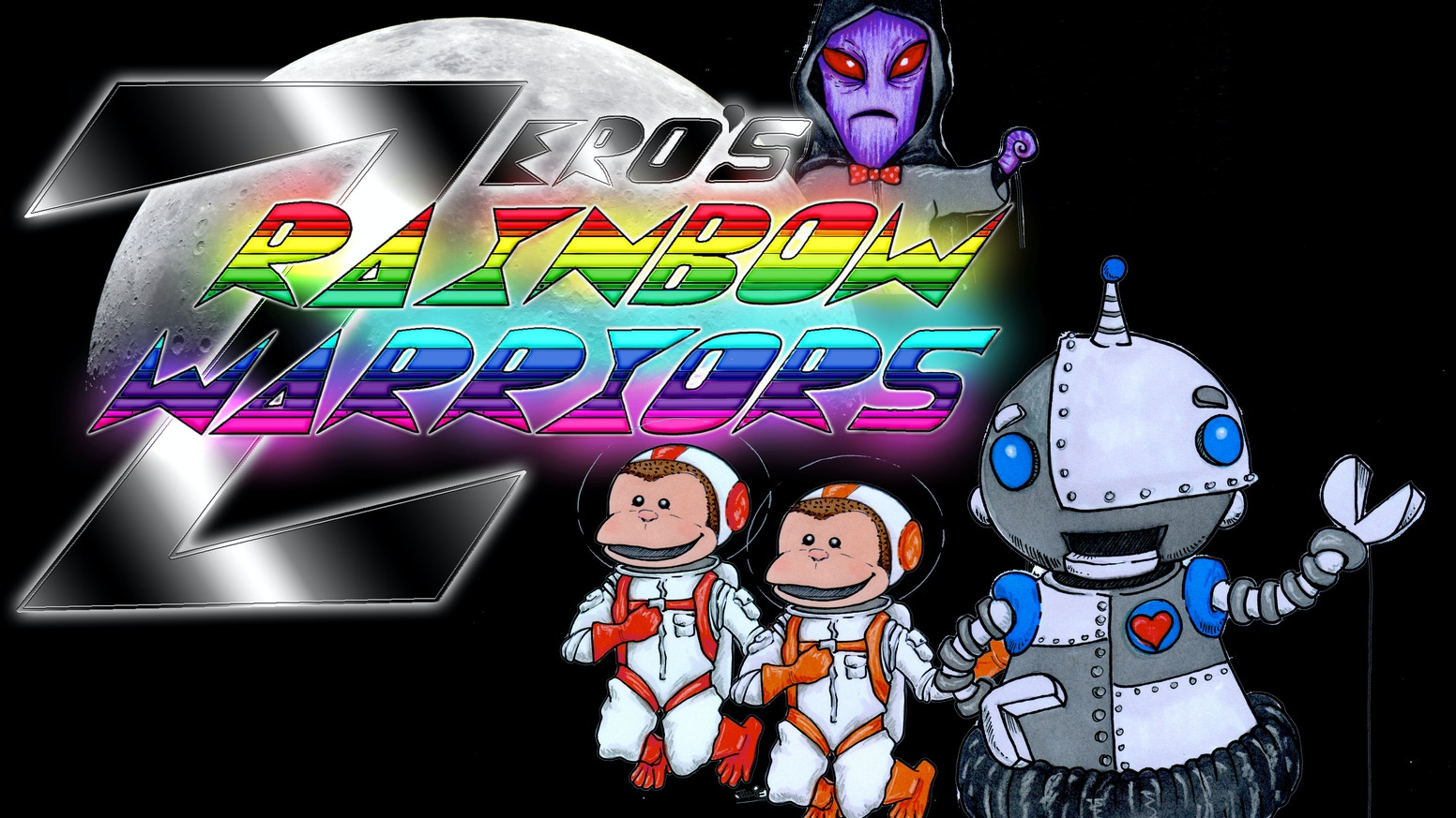 1355f21620 A puppet space TV show for preschool kids about outer space and inner  emotions.