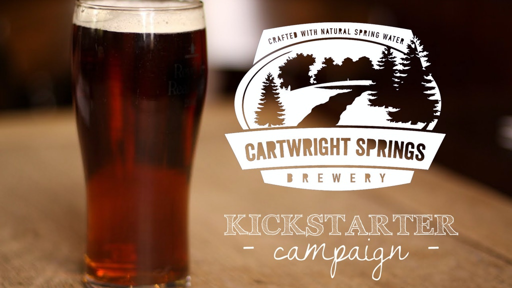 Cartwright Springs Brewery - Pakenham, ON project video thumbnail