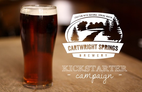 Cartwright springs brewery pakenham on by cartwright for Take craft beer back
