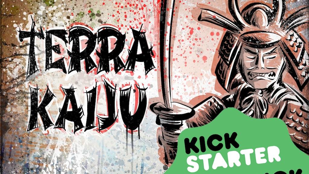 Terra Kaiju project video thumbnail