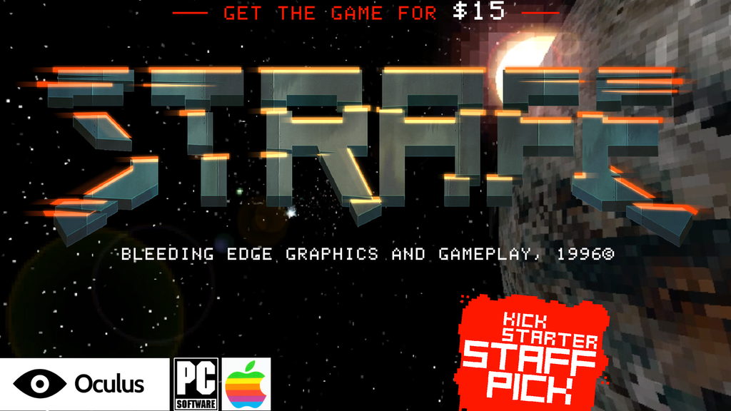 STRAFE® project video thumbnail