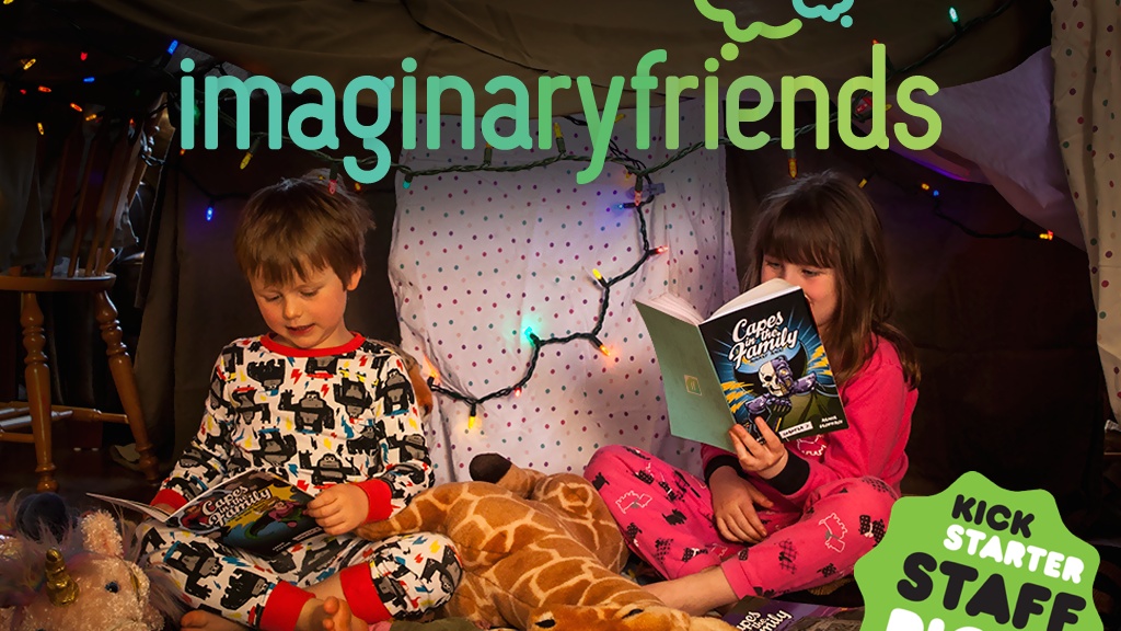 Imaginary Friends - Bring Stories to Life for your Kids! project video thumbnail