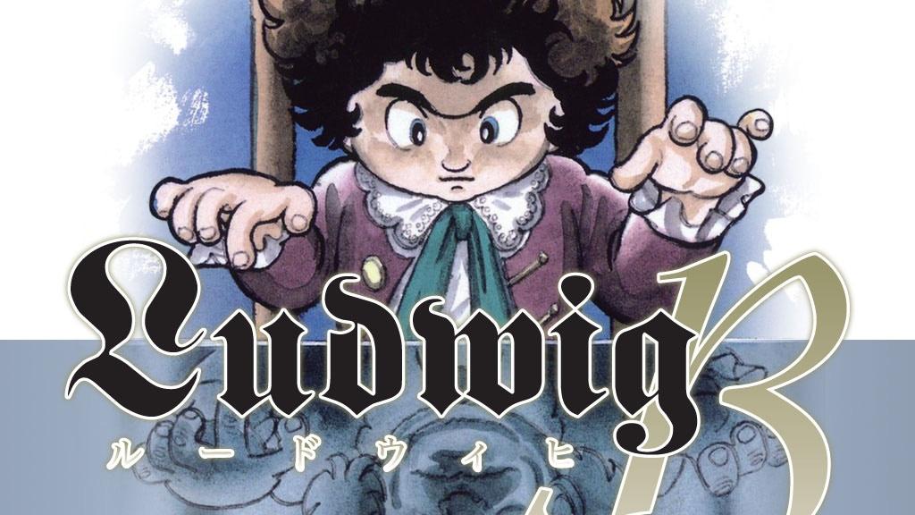 Publish Osamu Tezuka's Ludwig B Vol.1-2 project video thumbnail