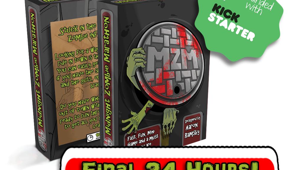 MZM - Midnight Zombie Marathon project video thumbnail