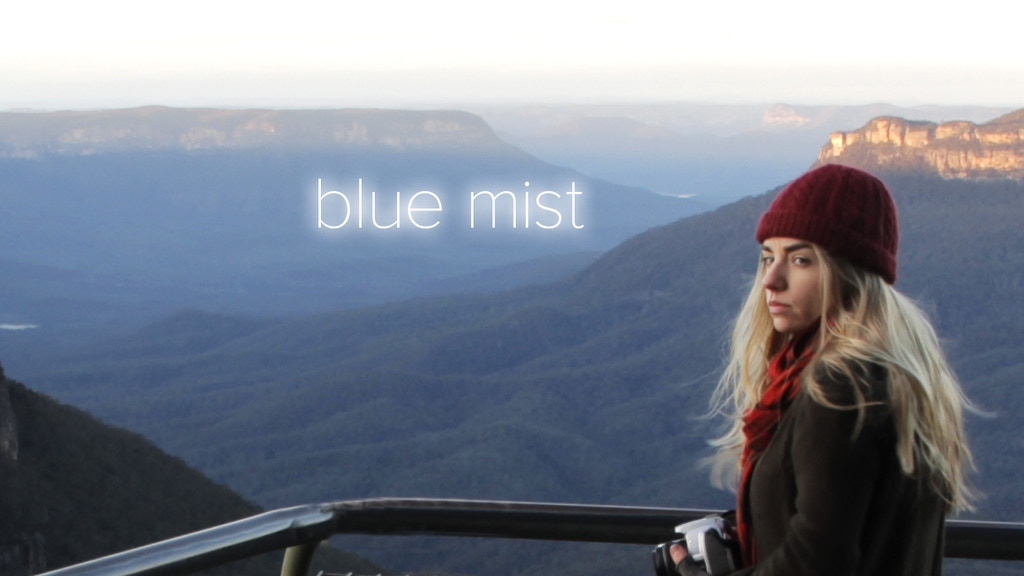 BLUE MIST - Finishing Funds project video thumbnail