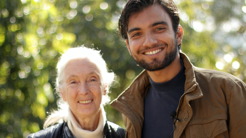 All Living Things – Manoj Gautam and Jane Goodall in Nepal project video thumbnail