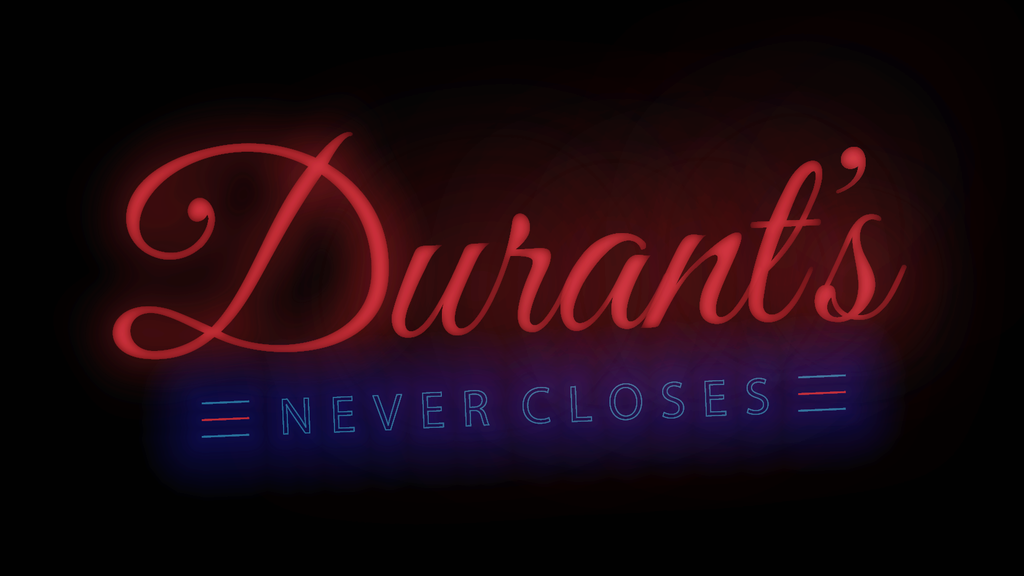 Durant's Never Closes project video thumbnail