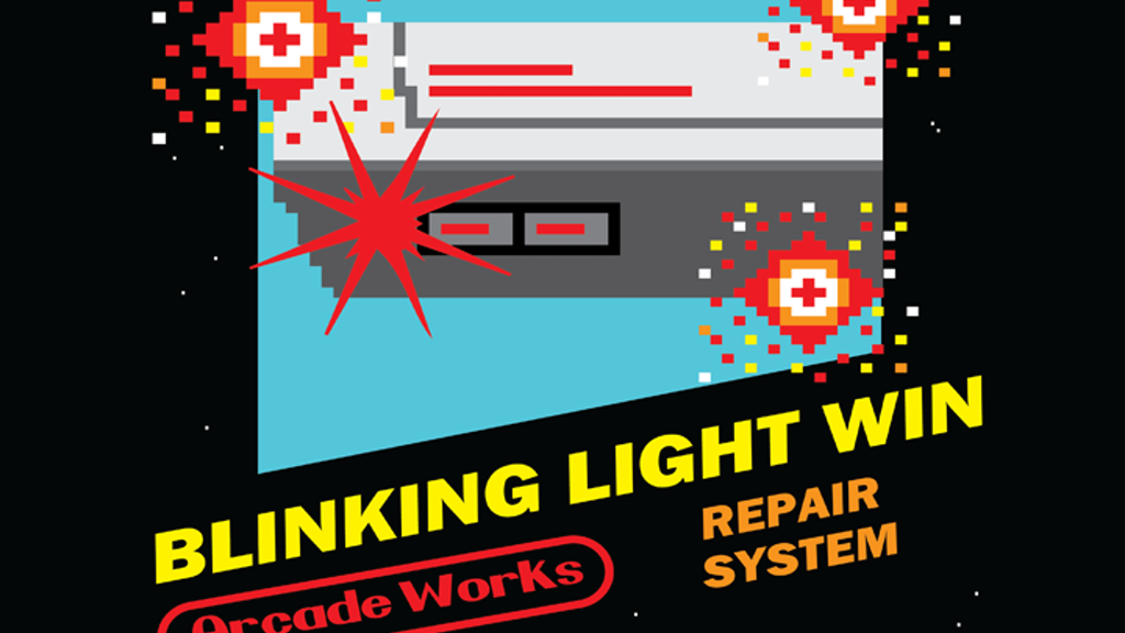 Blinking Light Win - Resurrecting your NES project video thumbnail