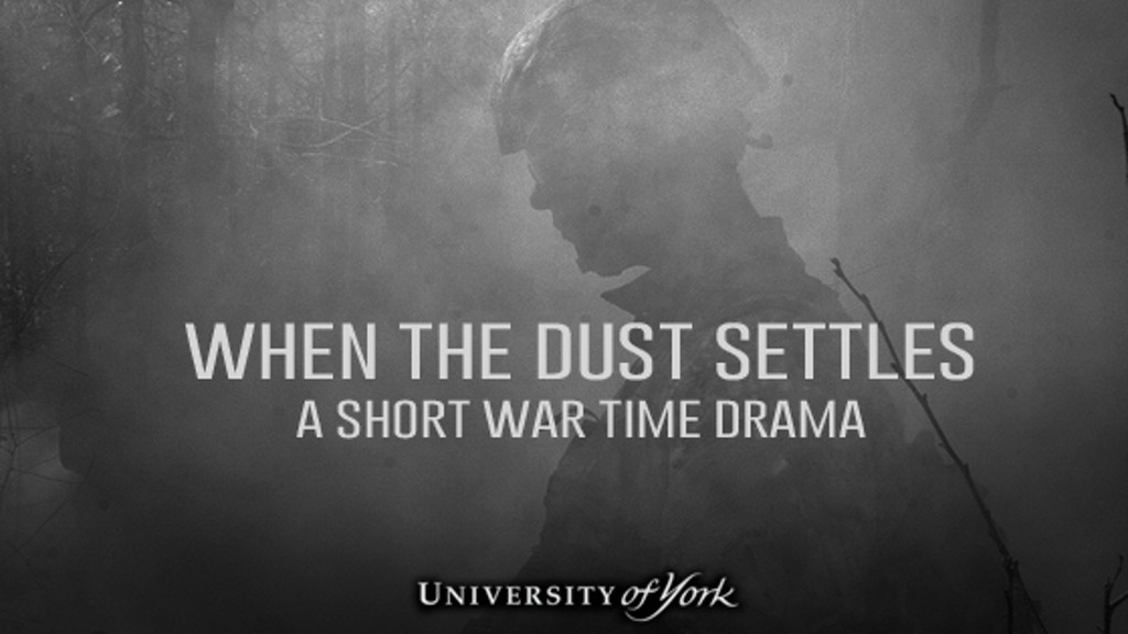 When The Dust Settles Short Film project video thumbnail