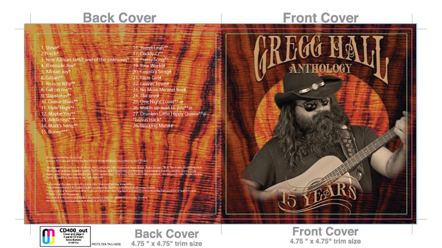 Gregg Hall Anthology By Gregg Hall Kickstarter
