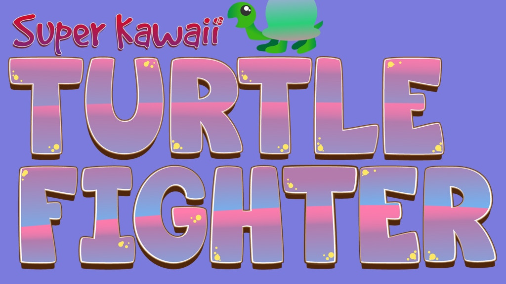 Super Kawaii Turtle Fighter project video thumbnail