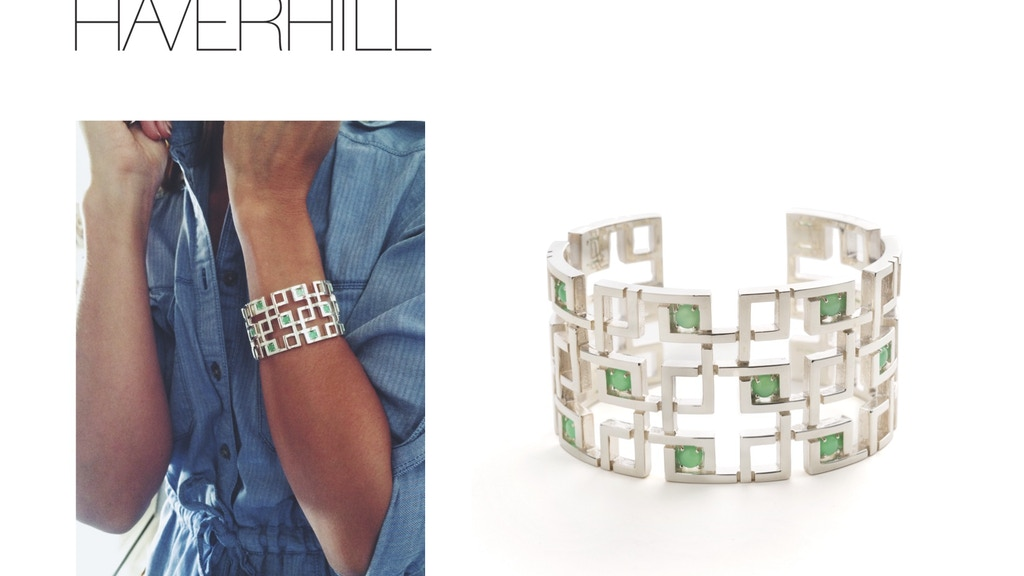 HAVERHILL Fine Jewelry for Every Day project video thumbnail