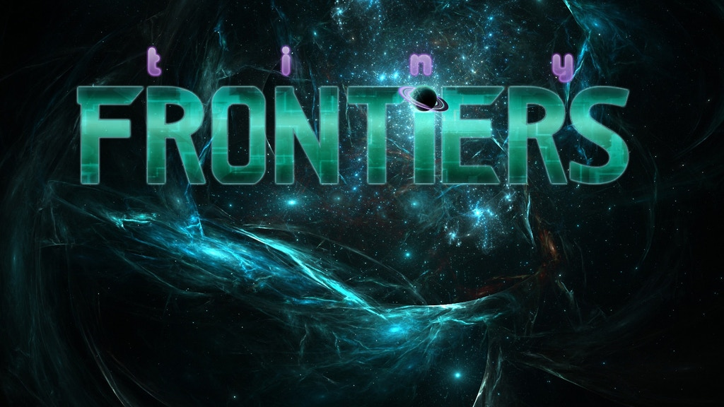 Tiny Frontiers: Minimalist Science Fiction Roleplaying project video thumbnail