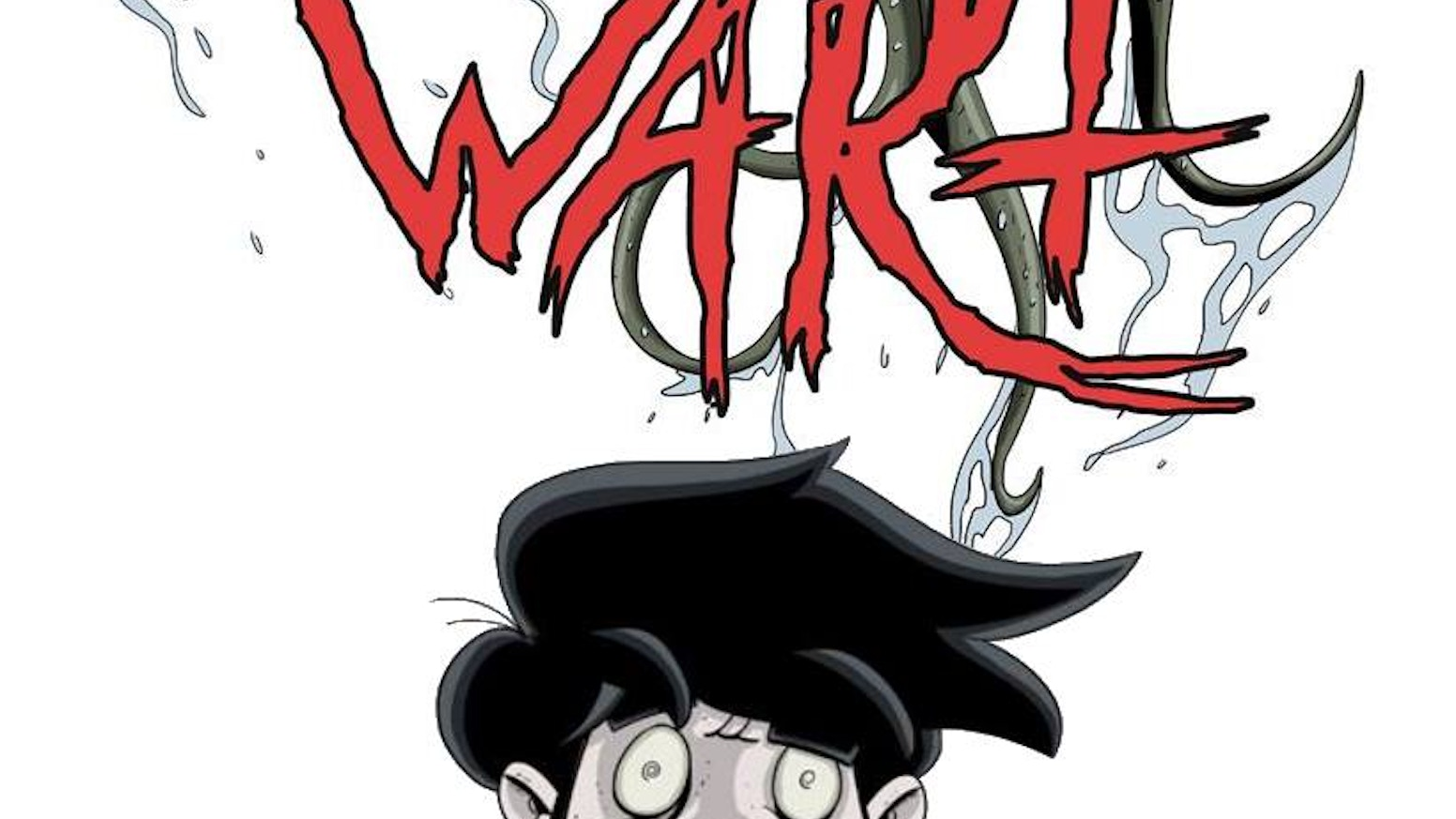 WART - The Comic. Books One and Two of the Lovecraft-inspired cosmic horror comic full of giant monsters, cults and craziness.