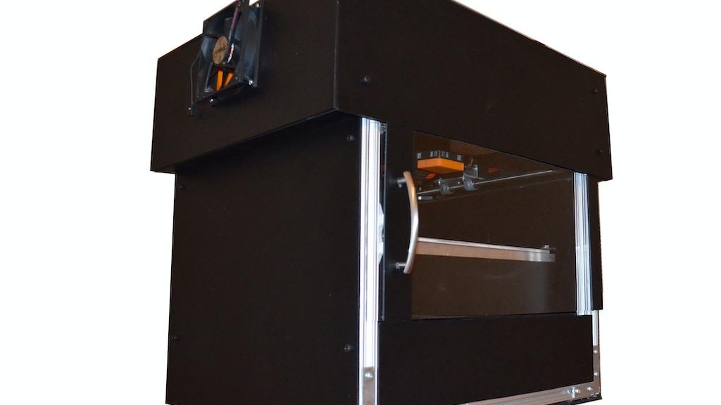 Rhino Industrial Grade 3D Printer project video thumbnail