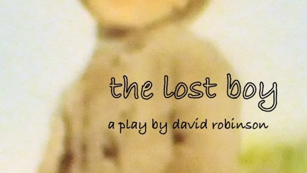 The Lost Boy (a play) project video thumbnail