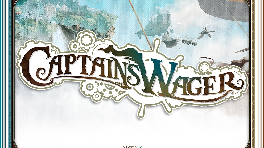 Captain's Wager project video thumbnail