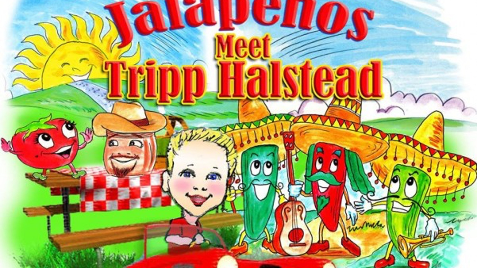 "Help us get ""The Traveling Jalapenos Meet Tripp Halstead"" off to a great start so we can keep publishing stories that create awareness."