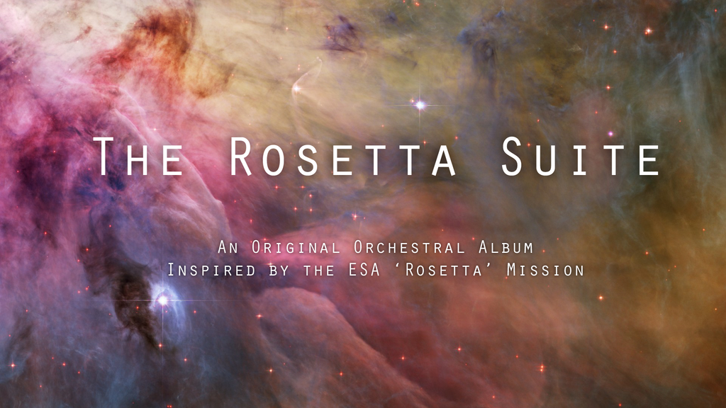 The Rosetta Suite: An Orchestral Album project video thumbnail