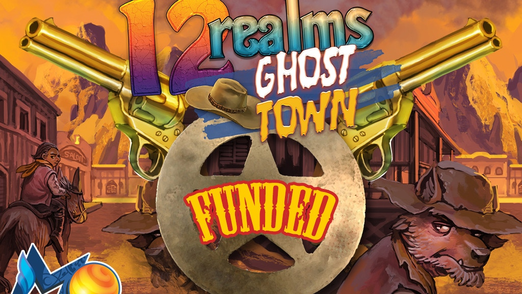 12 Realms: Ghost Town project video thumbnail