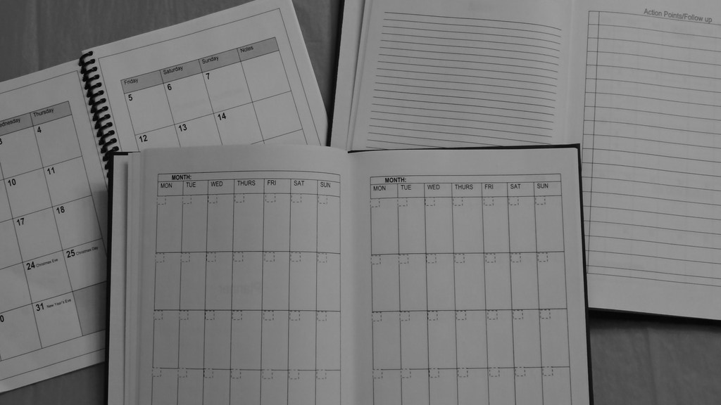 Project image for The Meeting Notebook Collection by Printed Portal