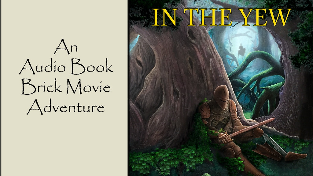 The Audio Book Brick Movie Adventure project video thumbnail