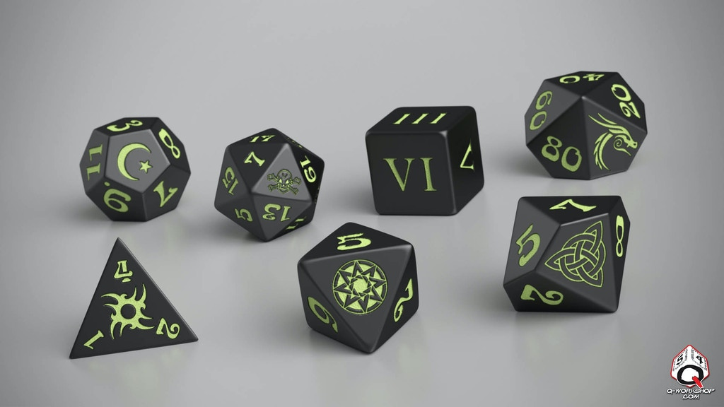 Project image for Custom RPG Dice