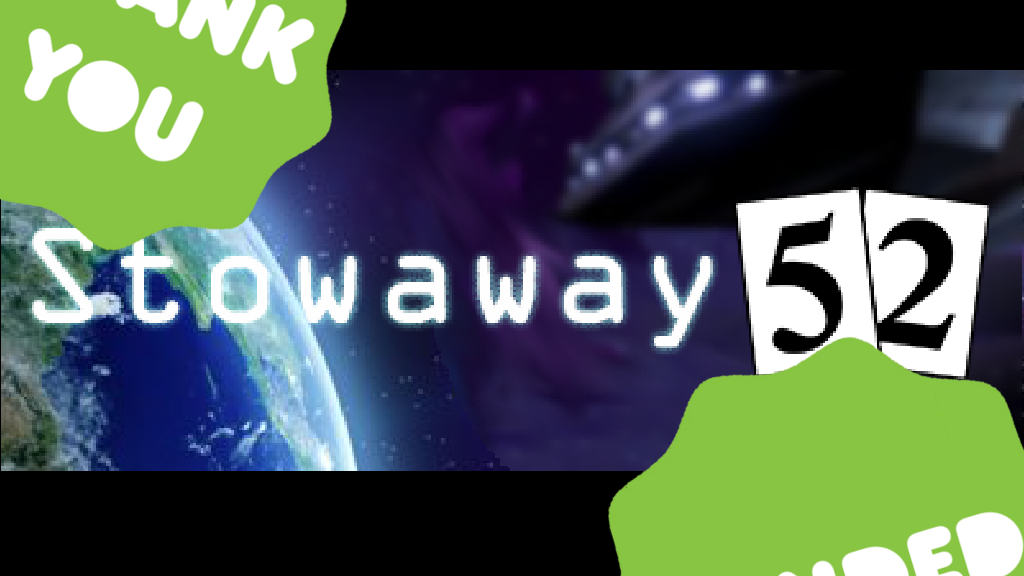 Stowaway 52 - A card game adventure project video thumbnail