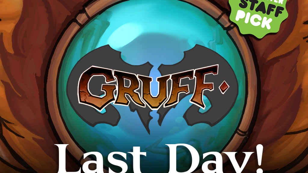 Gruff: The Tactical Card Game of Mutated Monster Goats project video thumbnail