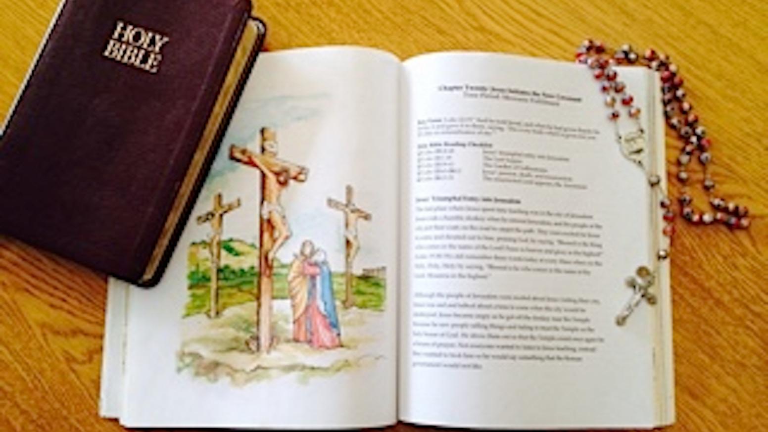 Gen2Rev Storybook: A Walk Through the Catholic Bible by ...