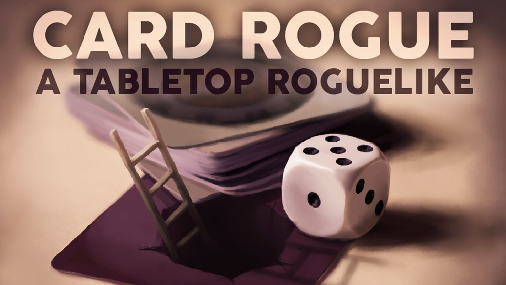 Card Rogue: A Tabletop Roguelike project video thumbnail