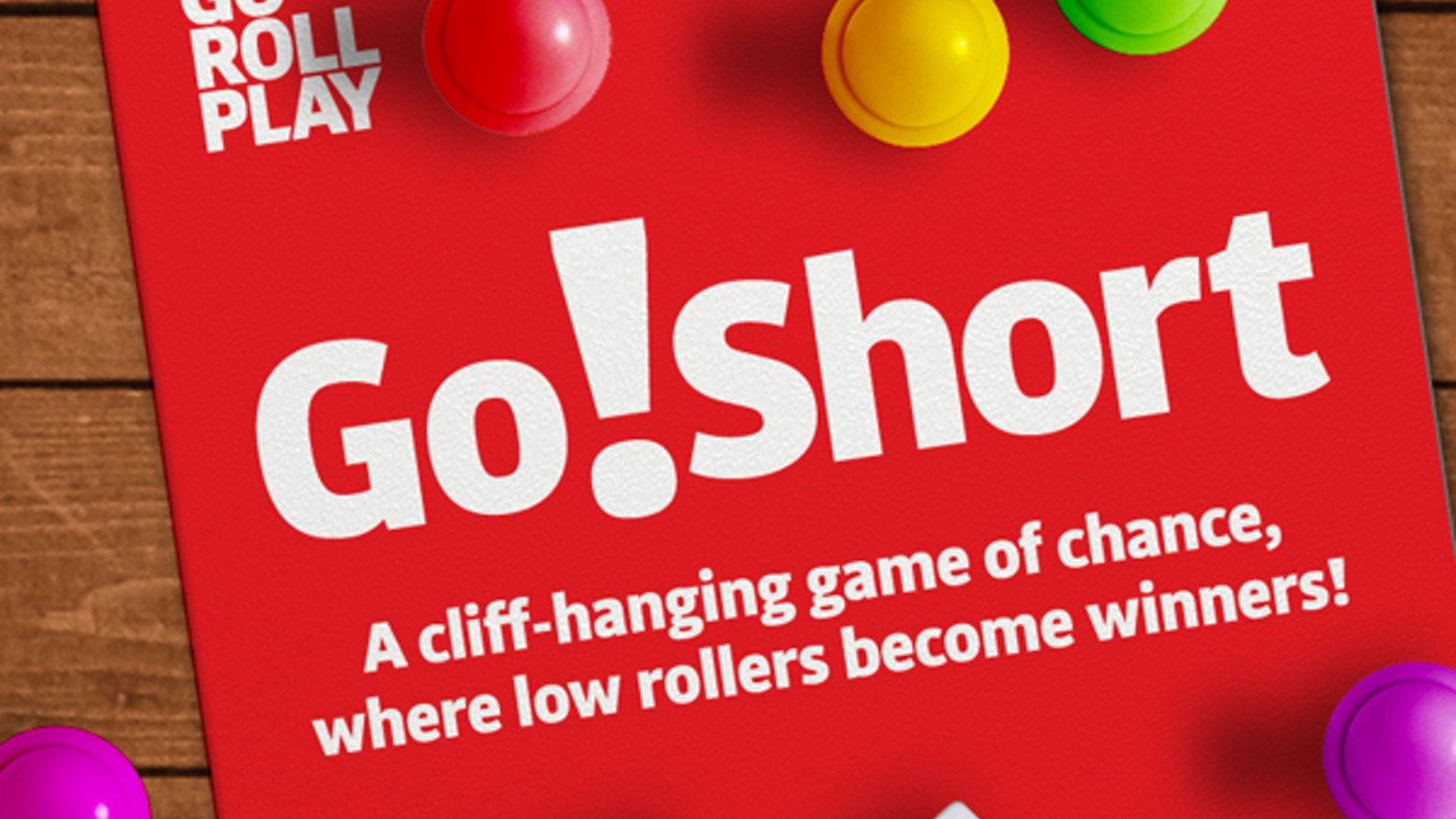 Kill some time with this new and original cliff-hanging game of chance. Compact, simple, fast and fun for the kids, friends and family.