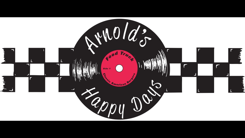 Arnold S Happy Days Food Truck