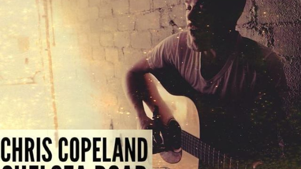 Chris Copeland's First EP project video thumbnail