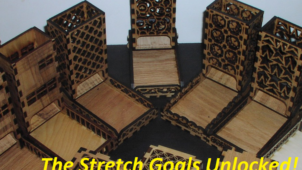 STOP rampaging dice with a folding dice tower project video thumbnail