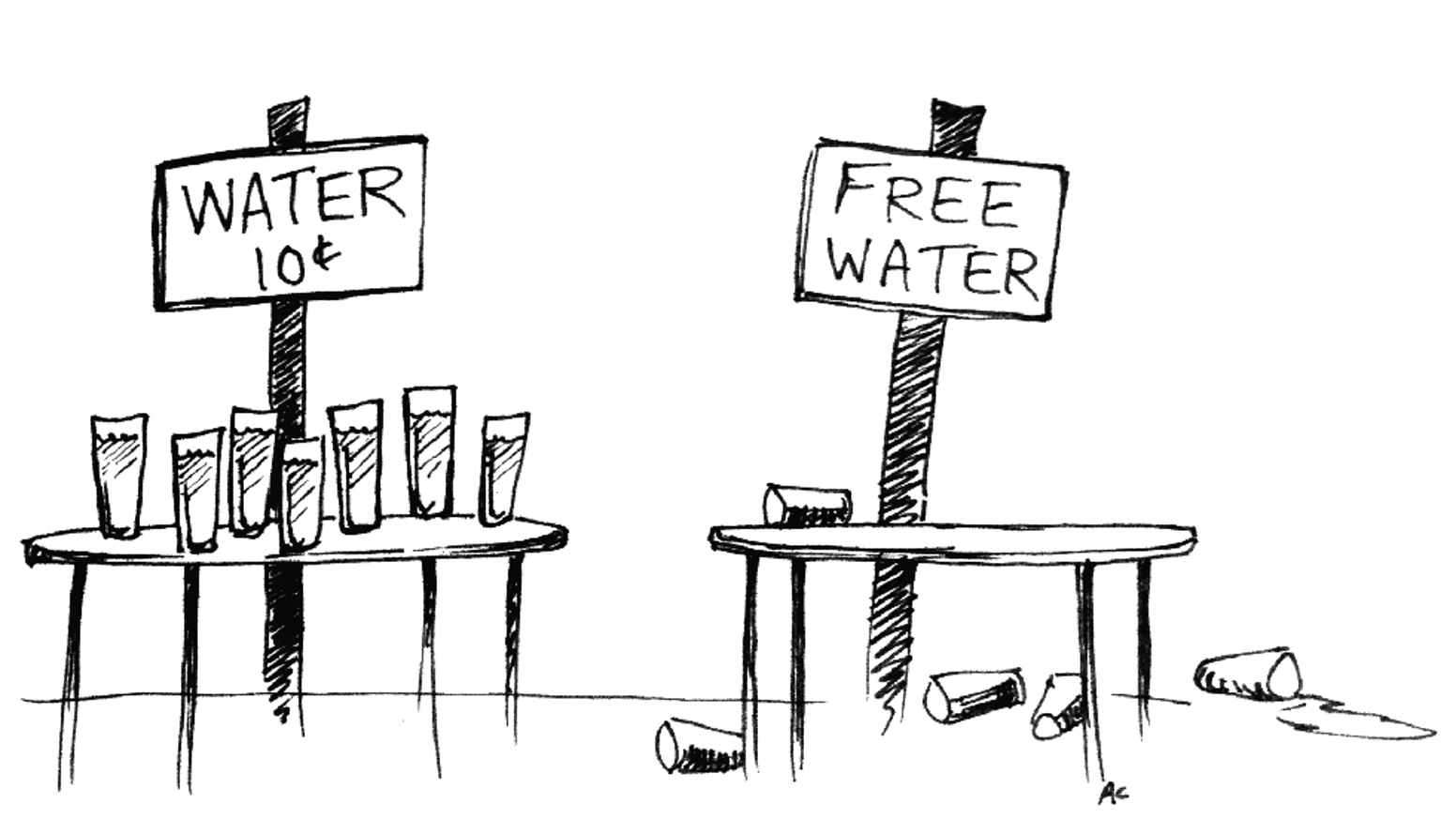 The 2015 Water Smarts Calender by David Zetland — Kickstarter