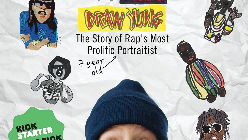 """Help Finish the Yung Lenox Documentary """"Live Fast Draw Yung"""" project video thumbnail"""