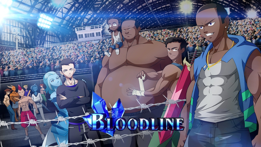 Project image for Bloodline : The Animated Series (Canceled)