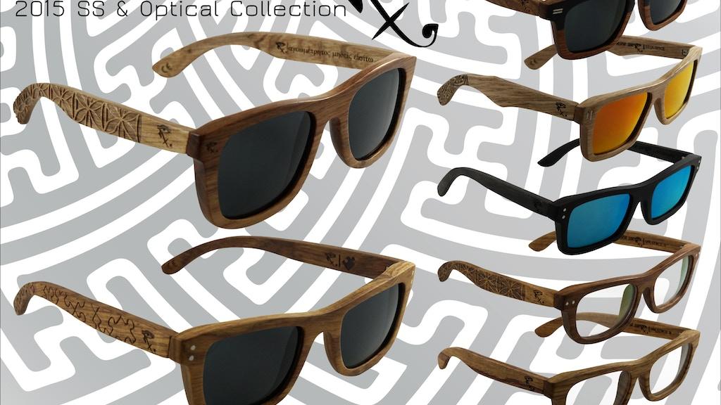 Medicine Werx -Alternative Wood Eyewear | Sunwear & Optical project video thumbnail